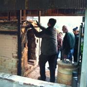 dismantling kiln-rsz